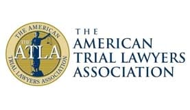 American Trial Lawyers Association Logo