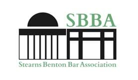 Stearns Benton Bar Association logo
